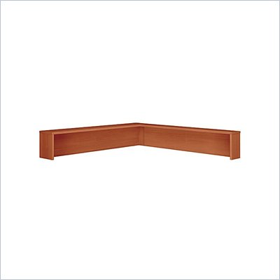 Bush Auburn Maple Series C Reception L-Hutch