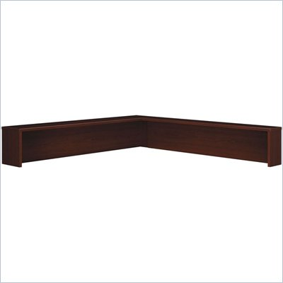 Bush Mahogany Series C Reception L-Hutch
