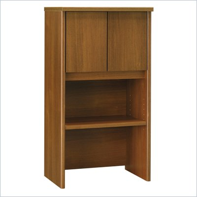 "Bush Series C 24""W Overhead in Warm Oak"