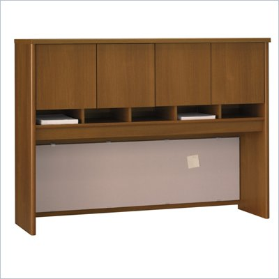 Bush Series C 60&quot;W Overhead in Warm Oak