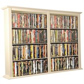 Venture Horizon Double Wall Mount Media Cabinet