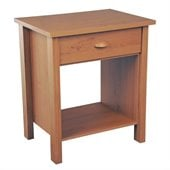Venture Horizon Nouvelle Night Stand in Oak