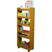 Venture Horizon Oak Thin Man Pantry Cabinet