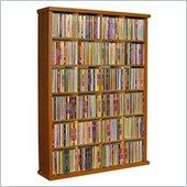 Venture Horizon 24-Slot Cubbie CD DVD Wall Rack Media Storage