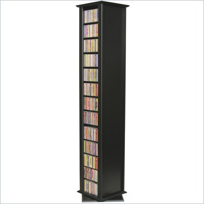 Venture Horizon 2-Sided CD DVD Media Spinning Tower