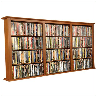 Venture Horizon Triple Wall Mount Media Cabinet