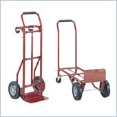 Safco Convertible Standard Heavy-Duty Hand Truck