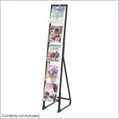 Safco In-View Free Standing Display