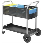 Safco Scoot 32W File Cart