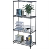 Safco 36x18 Commercial Wire Shelving