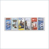 Safco Reveal 6 Pamphlet Display
