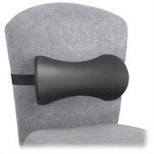 Safco Memory Foam Lumbar Support Backrest (Set of 5)