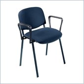 Safco Workspace Visit Nylon Chair Arms