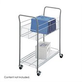 Safco Economy Mail Cart