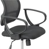 Safco Loop Arms for Vue Mesh Extended Height Chair