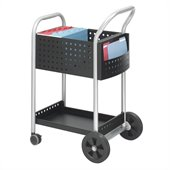 Safco Scoot 20W Mail Cart