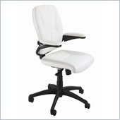Safco Incite Mid Back Chair in White
