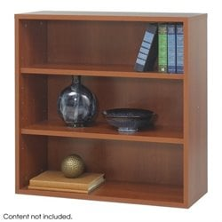 Safco Après™ Modular Storage Open Bookcase in Cherry