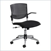 Safco Vio™ Task Chair in Black