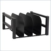 Safco File Binder Flipper Cabinet Organizer in Black