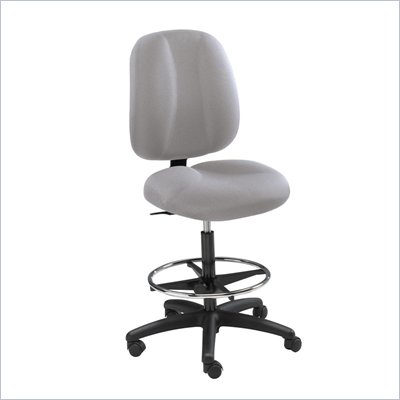 Safco Apprentice II Grey Extended Height Chair