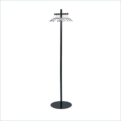 Safco Nail Head Standing Coat Rack
