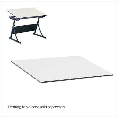 Safco 60&quot;x37.5&quot; Drafting Table Top