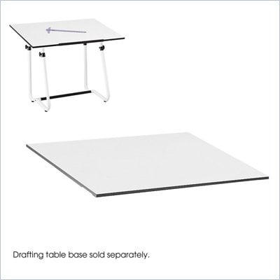 Safco 42&quot;x30&quot; Drafting Table Top