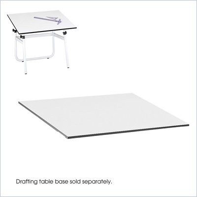 Safco 48&quot;x36&quot; Drafting Table Top
