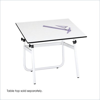 Safco Horizon Drawing Table Base