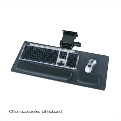 Safco Ergo-Comfort Articulating 28&quot; Keyboard/Mouse Arm