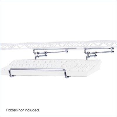 Safco Wire Keyboard Holder