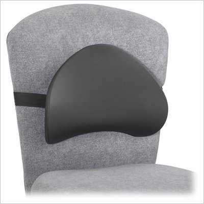 Safco Memory Foam Low Profile Backrest (Set of 5)