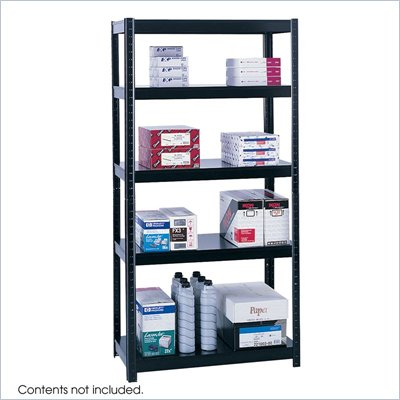 "Safco 36"" Wide Boltless Shelving"