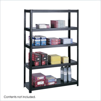 Safco 48&quot; Wide Boltless Shelving