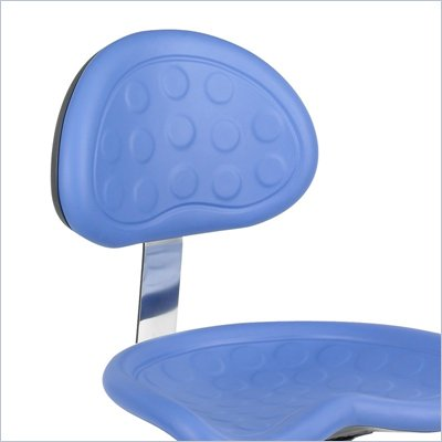 Safco Sit-Star Blue Stool Back