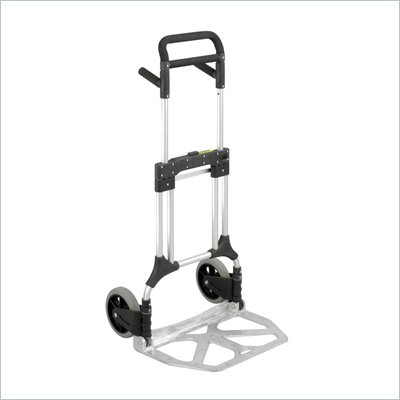 Safco Stow-Away Heavy Duty Hand Truck