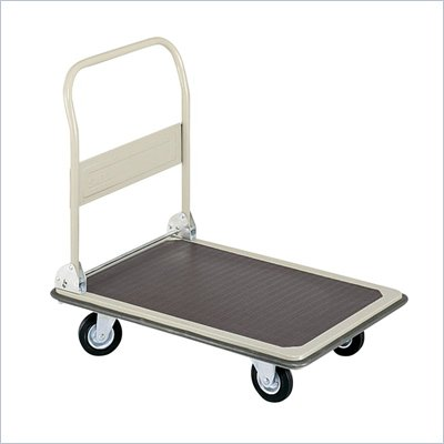 Safco FoldAway Small Platform Truck