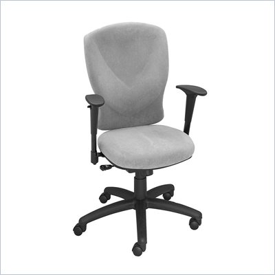 Safco Vivid High Grey Back Chair