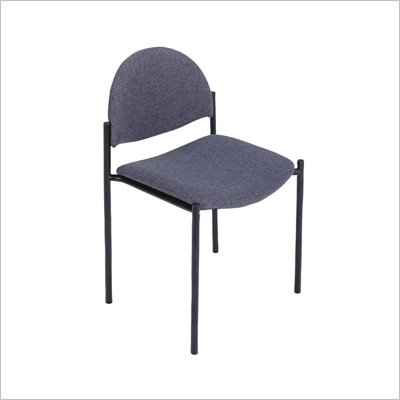 Safco Wicket Blue Stack Chair