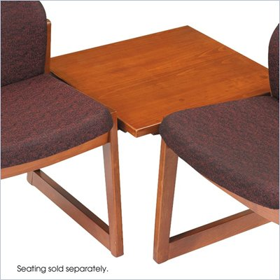 Safco Workspace Urbane Cherry Corner Connecting Table