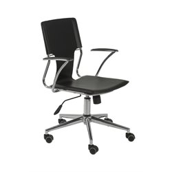 Eurostyle Terry Office Chair in Black