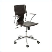 Eurostyle Tobago Office Chair in Brown