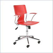 Eurostyle Tobago Office Chair in Red