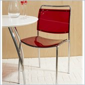 Eurostyle Safina Stackable Dining Side Chair