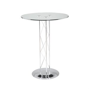 Eurostyle Taby Pub Table with 36