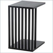 Eurostyle Effie Side Table in Wenge