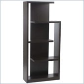 Eurostyle Robbie Shelving Unit in Wenge