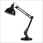 Eurostyle Lalla Lamp in Black