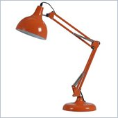 Eurostyle Lalla Lamp in Orange